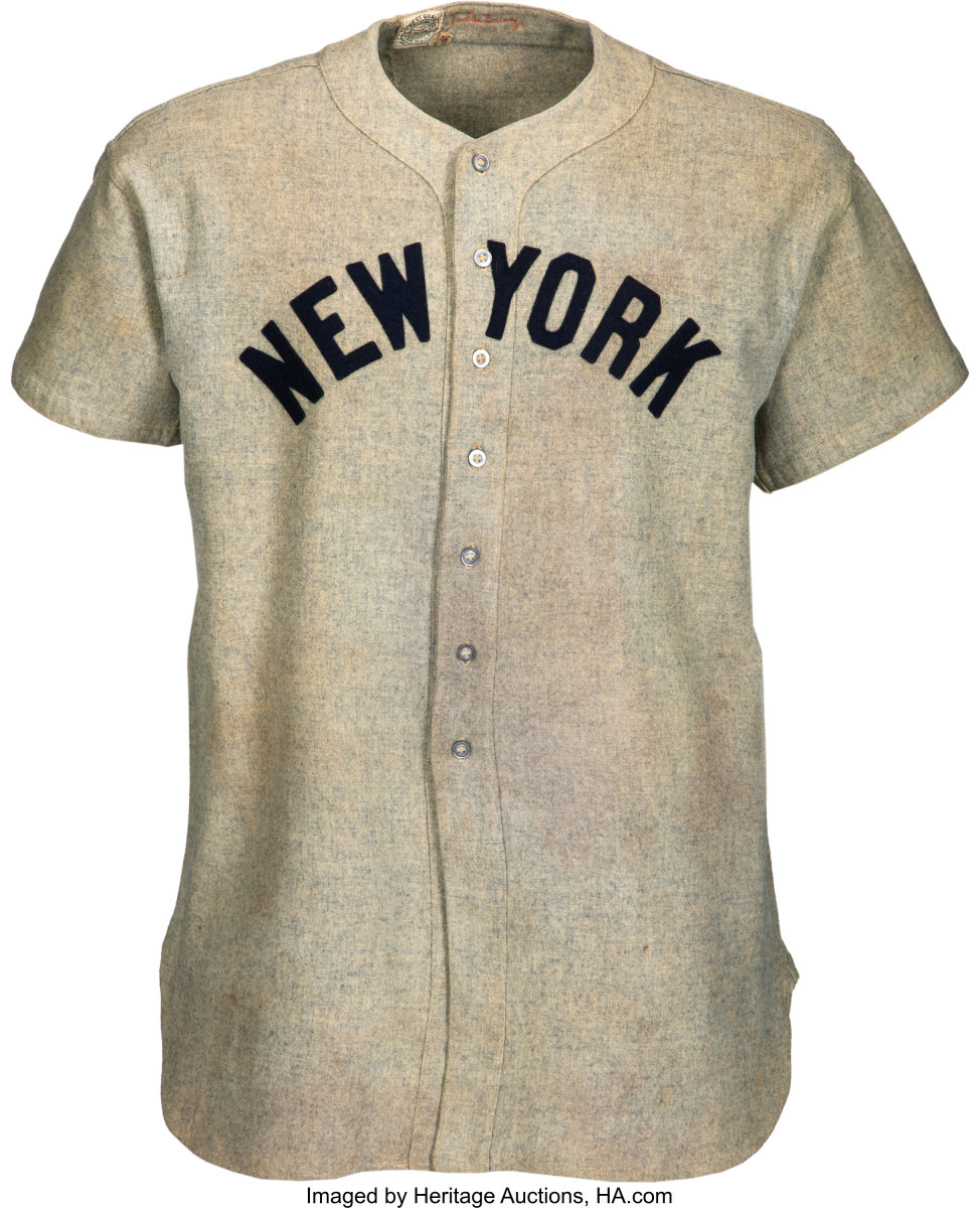 5 LouGehrig$2.8 million jersey
