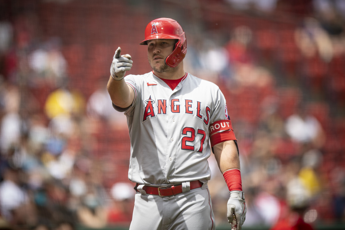 Mike Trout, baseball's best player over the past decade, has the highest-selling modern baseball card at $3.8 million.
