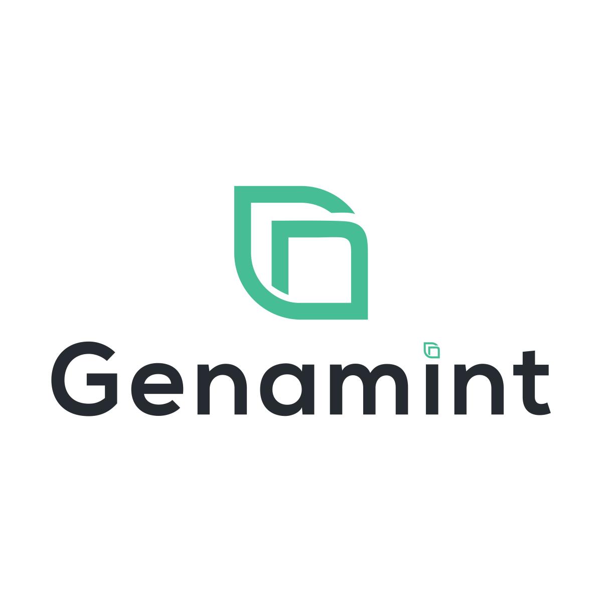 Genamint logo