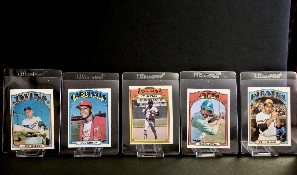 Father John Ubel collection featuring favorite Harmon Killebrew.