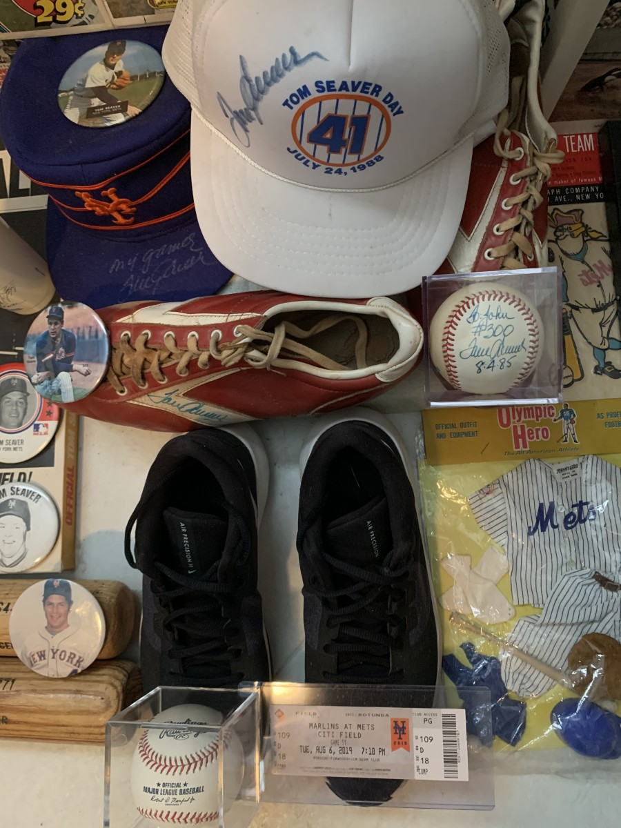 Andy Fogel's New York Mets collection.