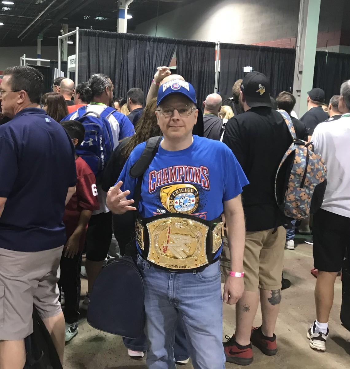 A Hulk Hogan and Ric Flair fan.