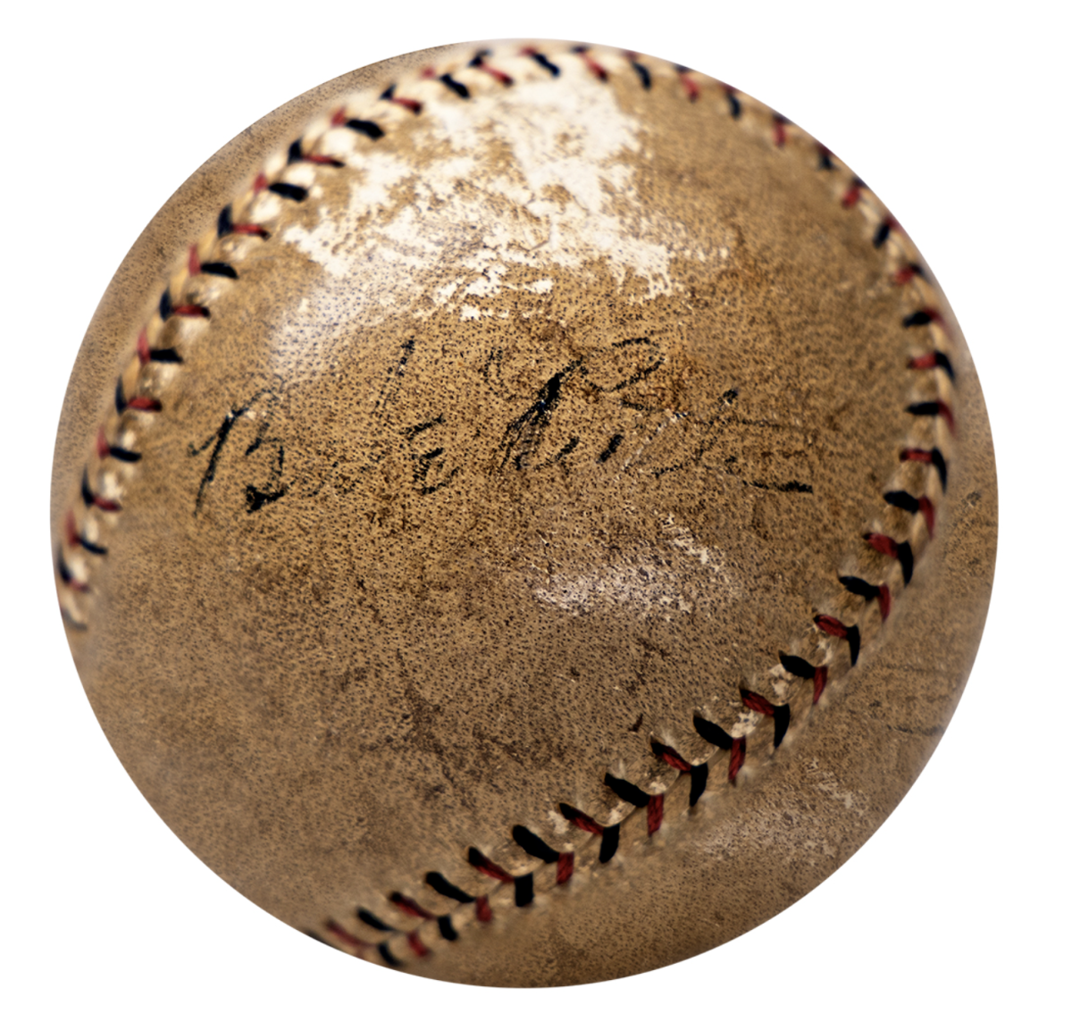 Baseball signed by Babe Ruth, Lou Gehrig and Christy Mathewson up for auction at Gotta Have Rock and Roll.