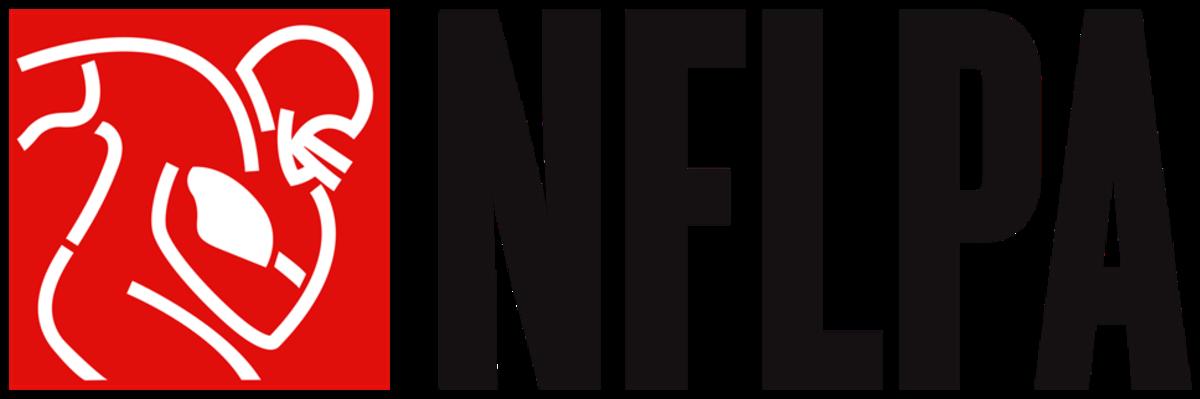 NFL Players Association logo.